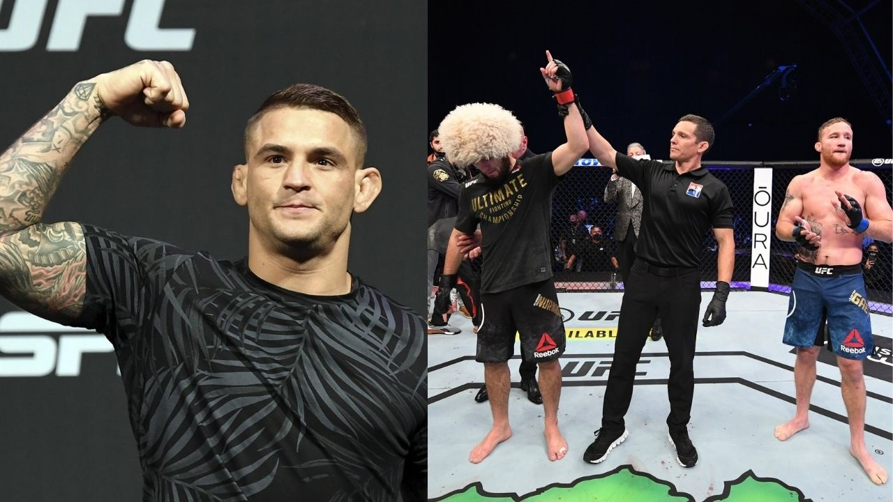'Tony made Justin look a little bit better than he is'- Dustin Poirier Contemplates The Result Of Khabib Nurmagomedov Vs. Justin Gaethje Fight