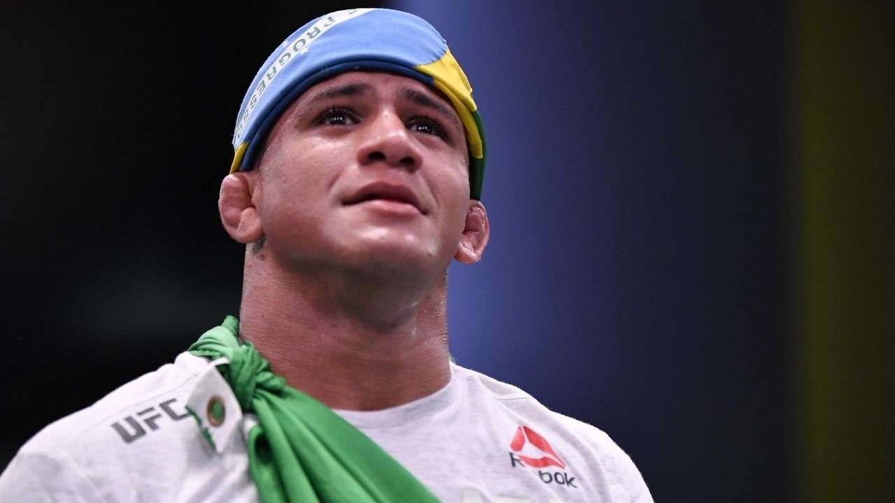 Gilbert Burns spares a thought for the 60 fighters whose contracts will be ceased soon