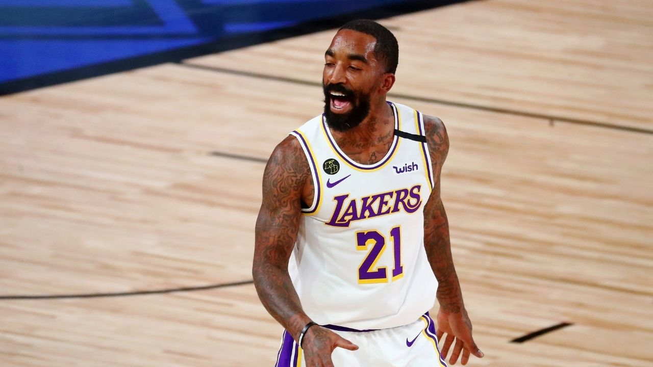 'JR Smith drops $150,000 Lakers championship ring': LeBron James and co. would be ridiculing former teammate over another blunder