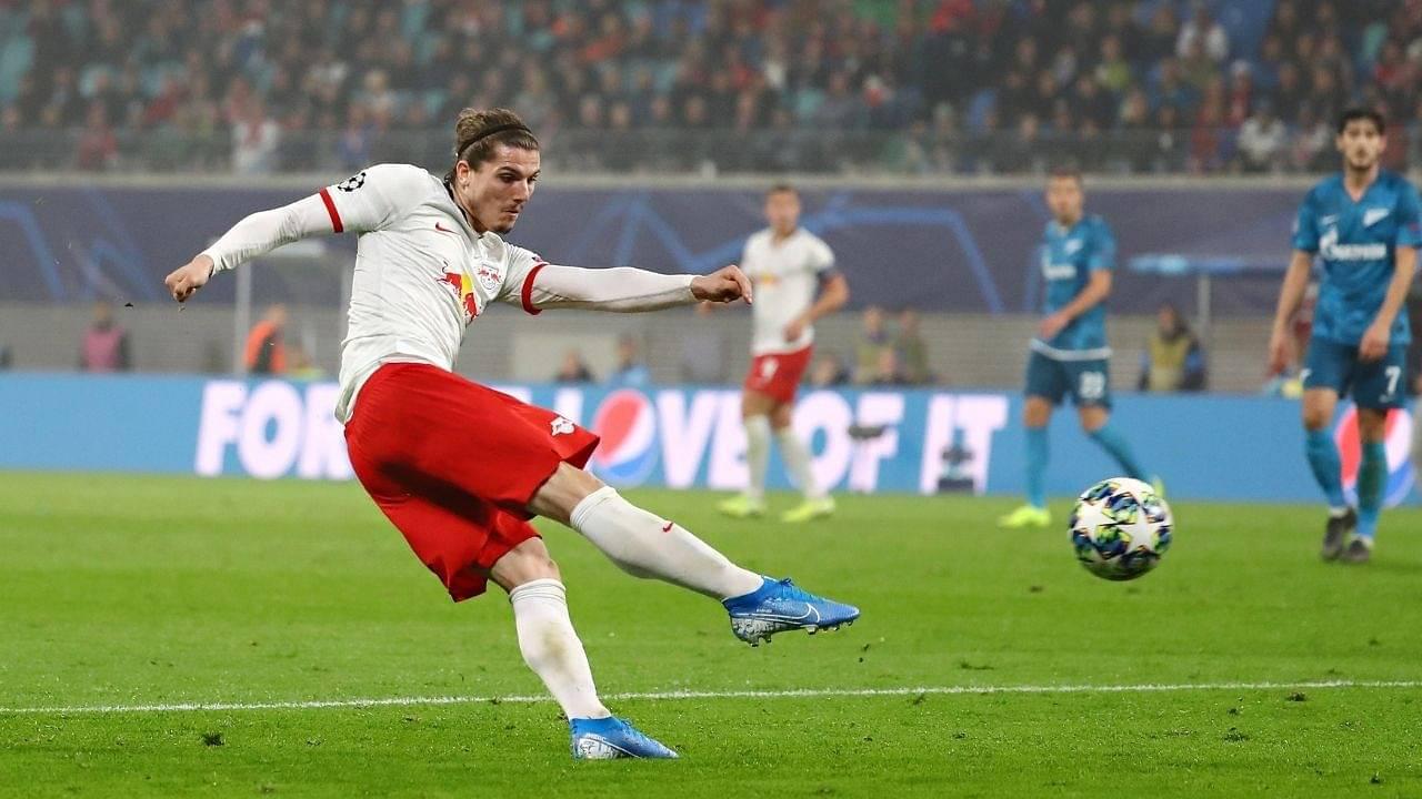 Arsenal Transfer News: Arsenal Join Neighbours Tottenham In The Hunt For Marcel Sabitzer