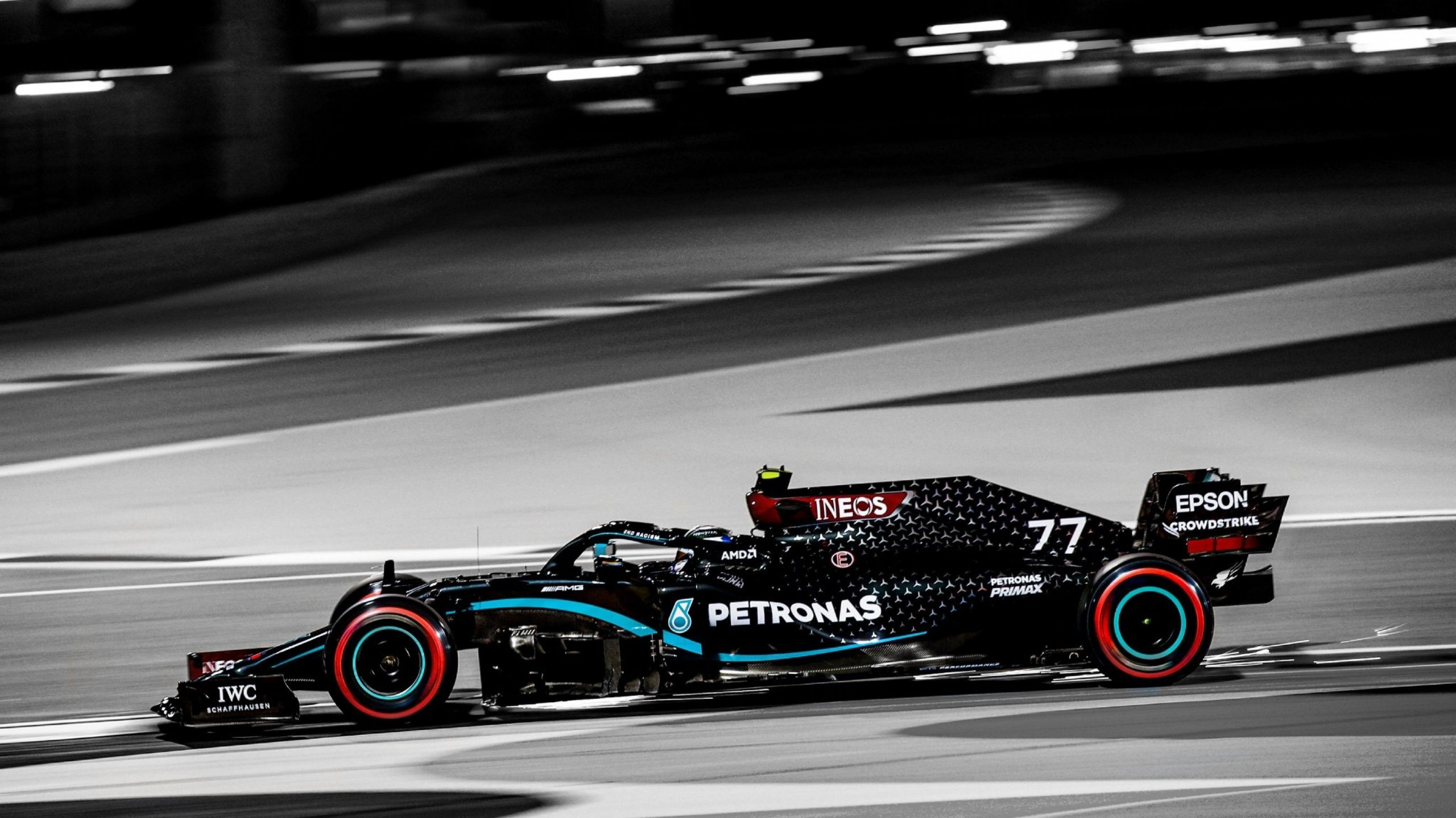 """""""We have a very special surprise this weekend in Abu Dhabi GP for our team members"""" - Mercedes F1 to run a special livery featuring names of all team members in season finale"""