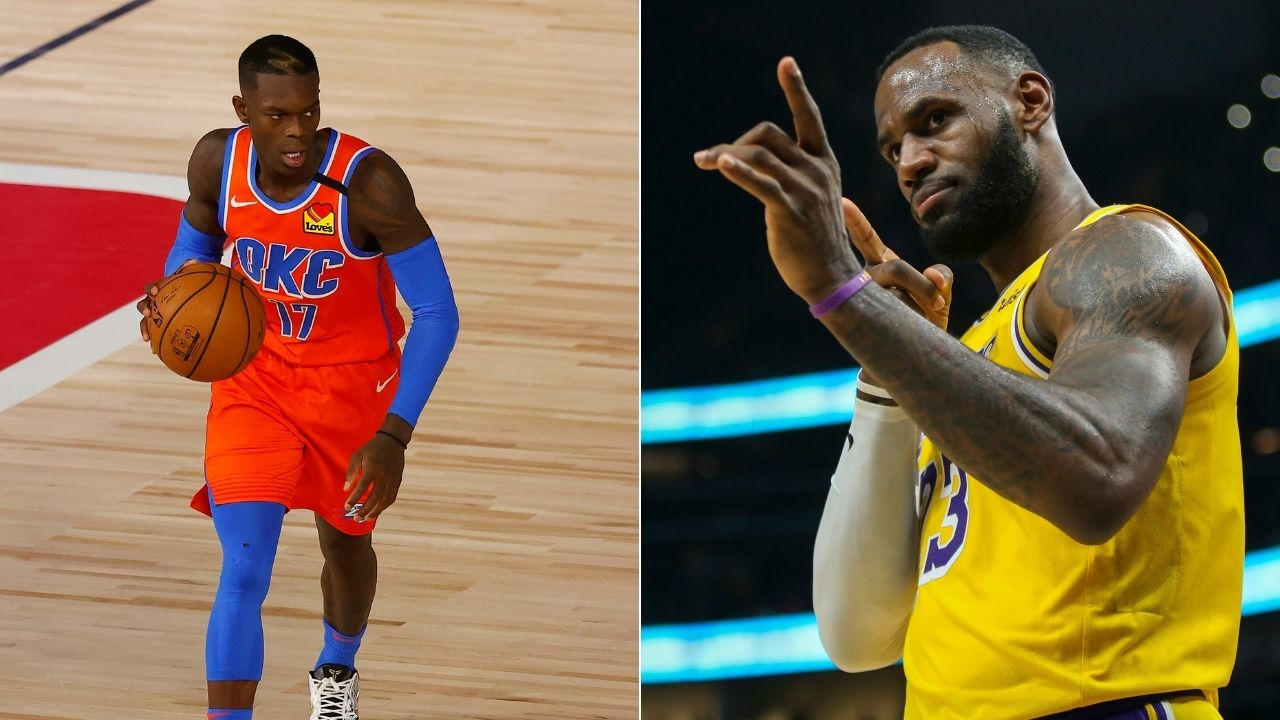 'Dennis Schroder demands starting role': Lakers to replace LeBron James with German as playmaker?
