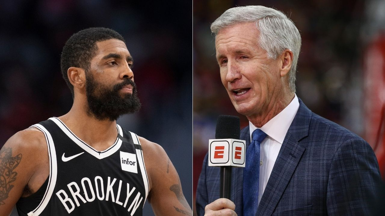 'I'm only a pawn from what I'm told': Mike Breen ravages Kyrie Irving's statement while praising Lakers' Talen Horton-Tucker