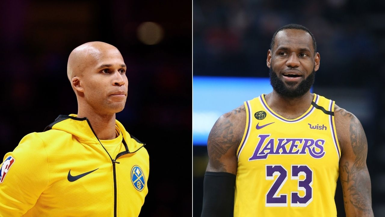 'Lakers to trade Kyle Kuzma?': LeBron James and Richard Jefferson hilariously troll Lakers star