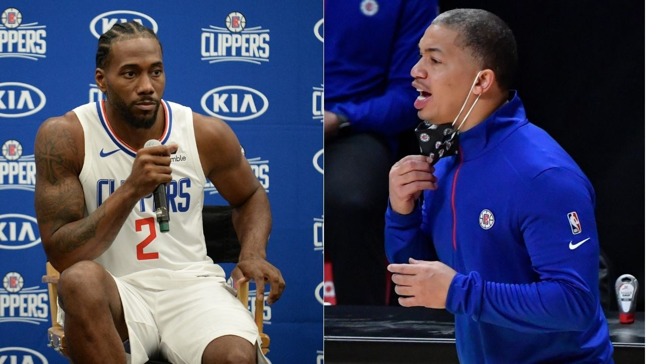 'Kawhi Leonard loves Michael Jordan and Kobe Bryant': Clippers coach Ty Lue wants star forward to play in the triangle