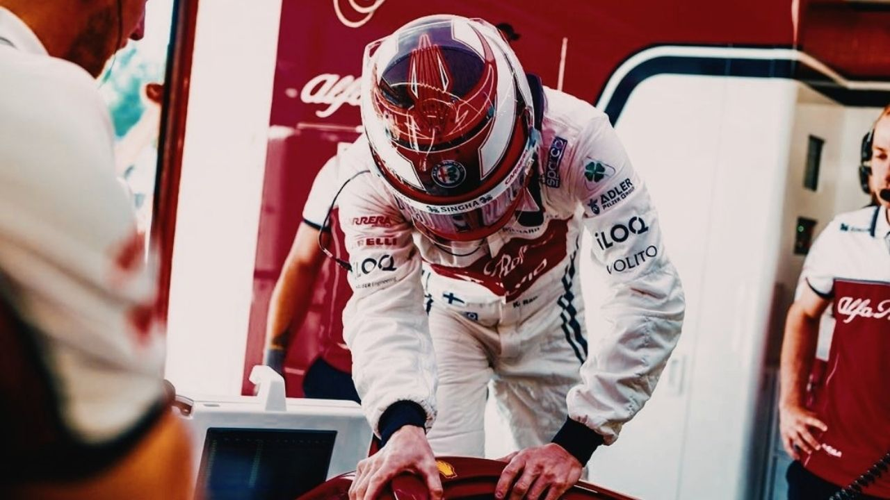 """""""I think it became quite clear after testing that we were not where we wanted""""- Kimi Raikkonen on Alfa Romeo predicaments"""
