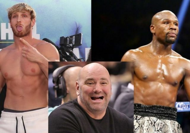 Floyd Mayweather Vs. Logan Paul: Dana White once again criticizes the state of boxing