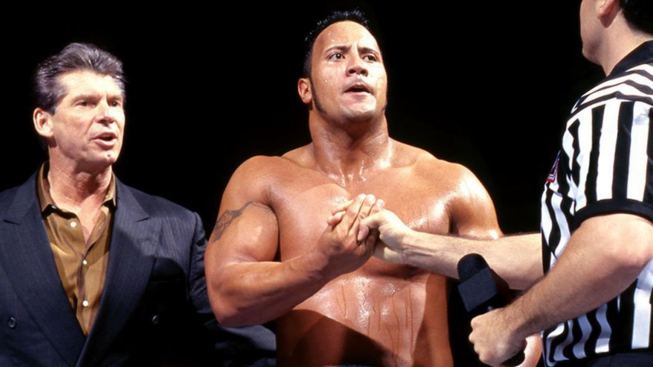 Jim Ross reveals the moment he and Vince McMahon knew that the Rock would make it in Hollywood