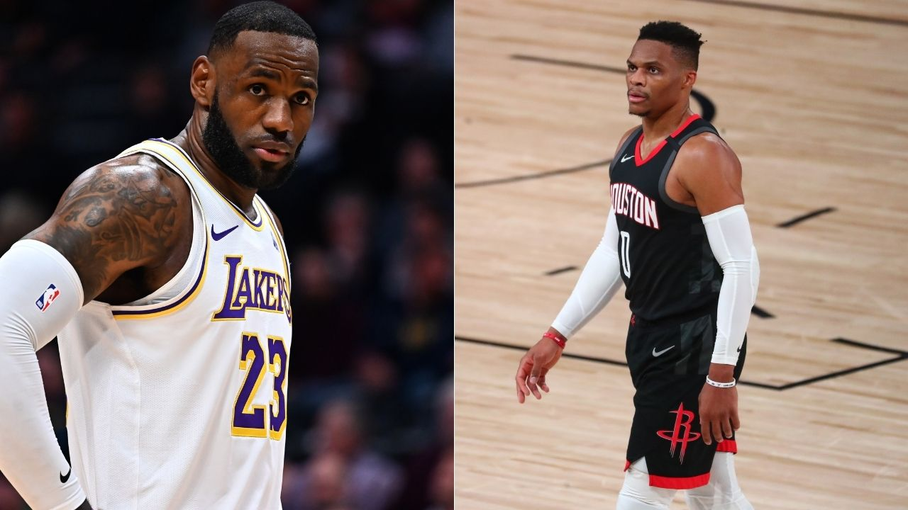 'Scotty said I can't dunk!': Lakers' LeBron James expresses admiration for Russell Westbrook's energy in Wizards training session