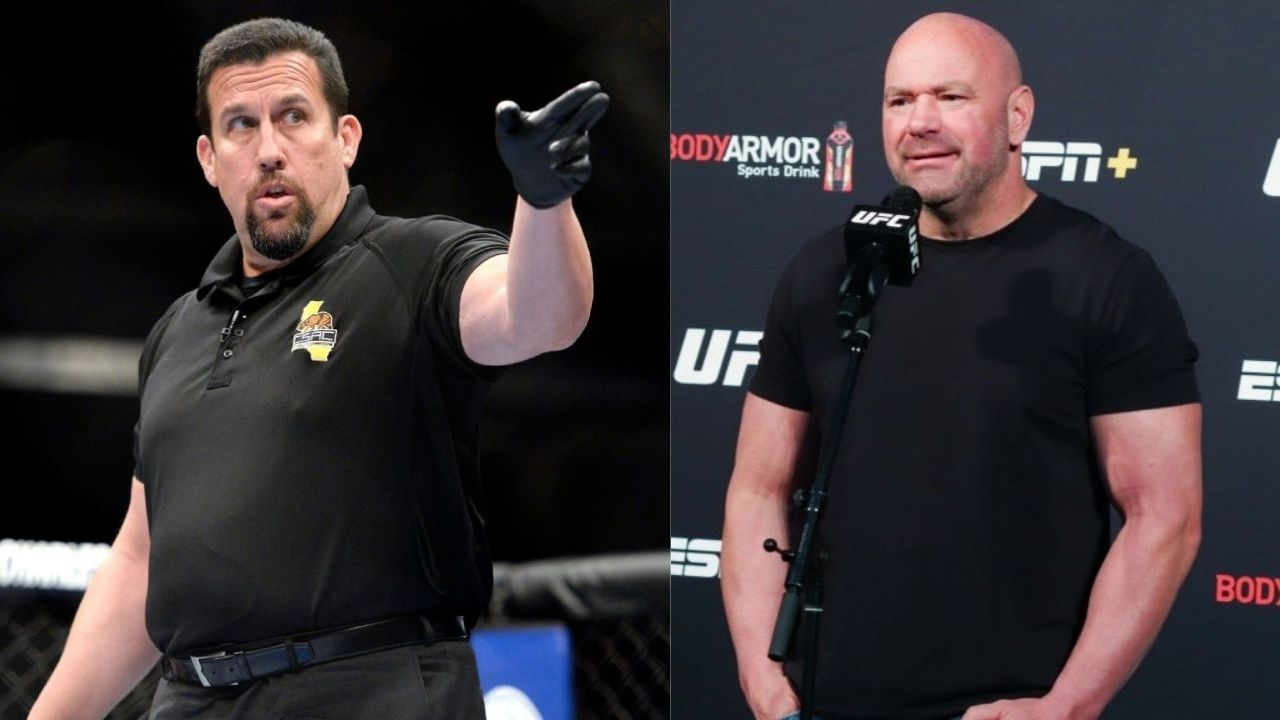 'Congratulations, Hero Dana. Oh, let me bow down to you': John McCarthy Slams Dana White For Blowing One's Own Trumpet