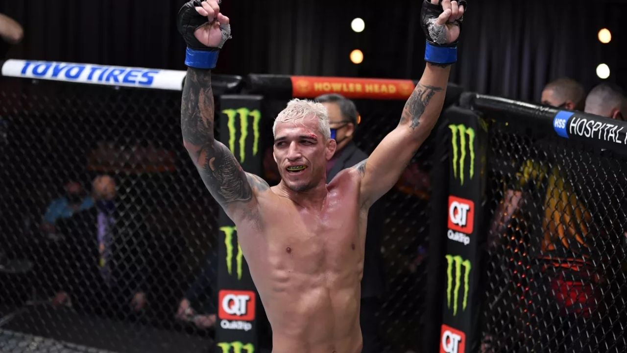 Charles Oliveira displaces Tony Ferguson in the Lightweight rankings; Conor McGregor also sees a Fall
