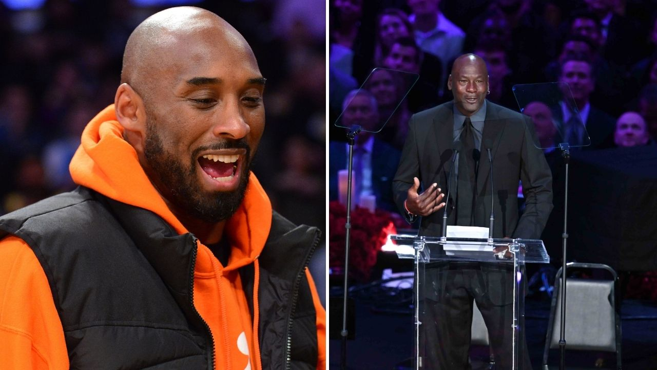 'Kobe Bryant looked every inch like Michael Jordan': When Lakers legend dueled the GOAT 23 years ago today