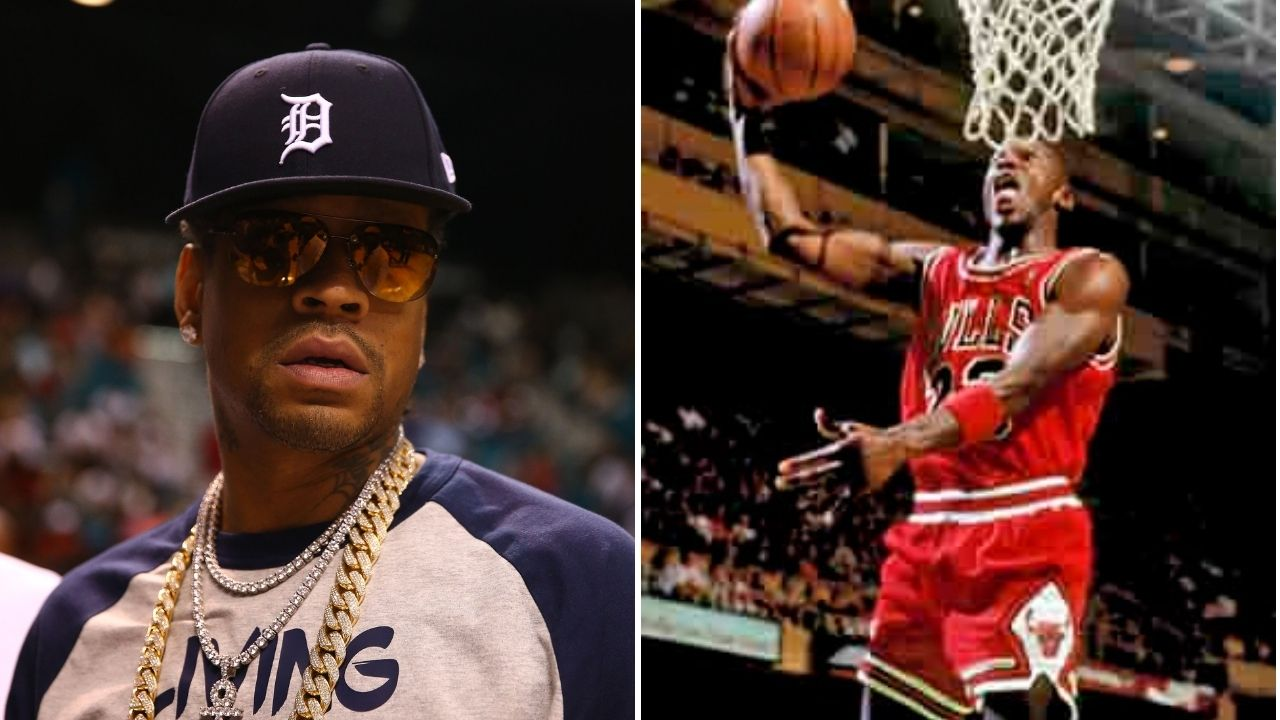 'I love practice, how can I skip practice?': Why Michael Jordan was an antithesis to Allen Iverson during his Bulls days