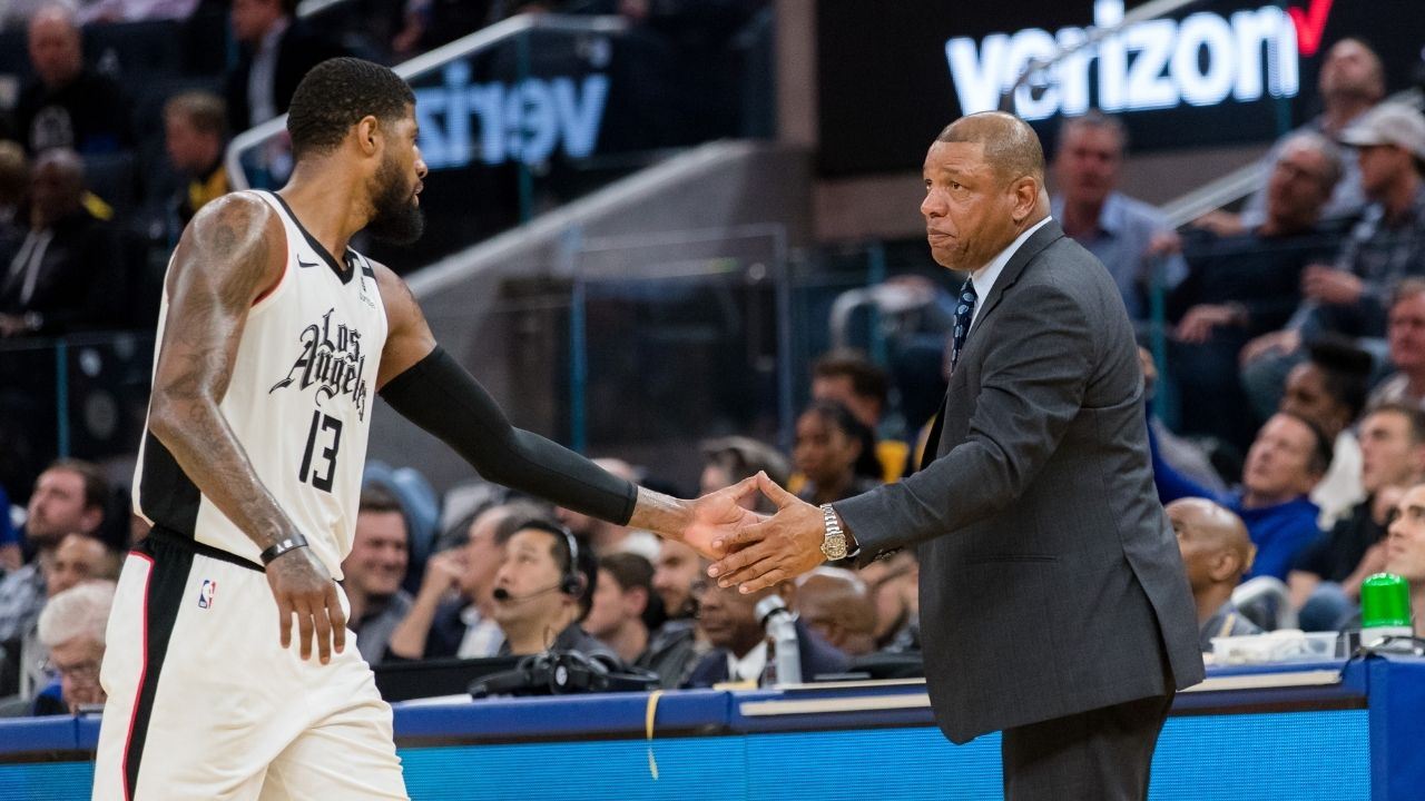 """""""I'm the one who blew the 3-1 lead for the Clippers"""": Paul George clears the air about his Doc Rivers comment"""