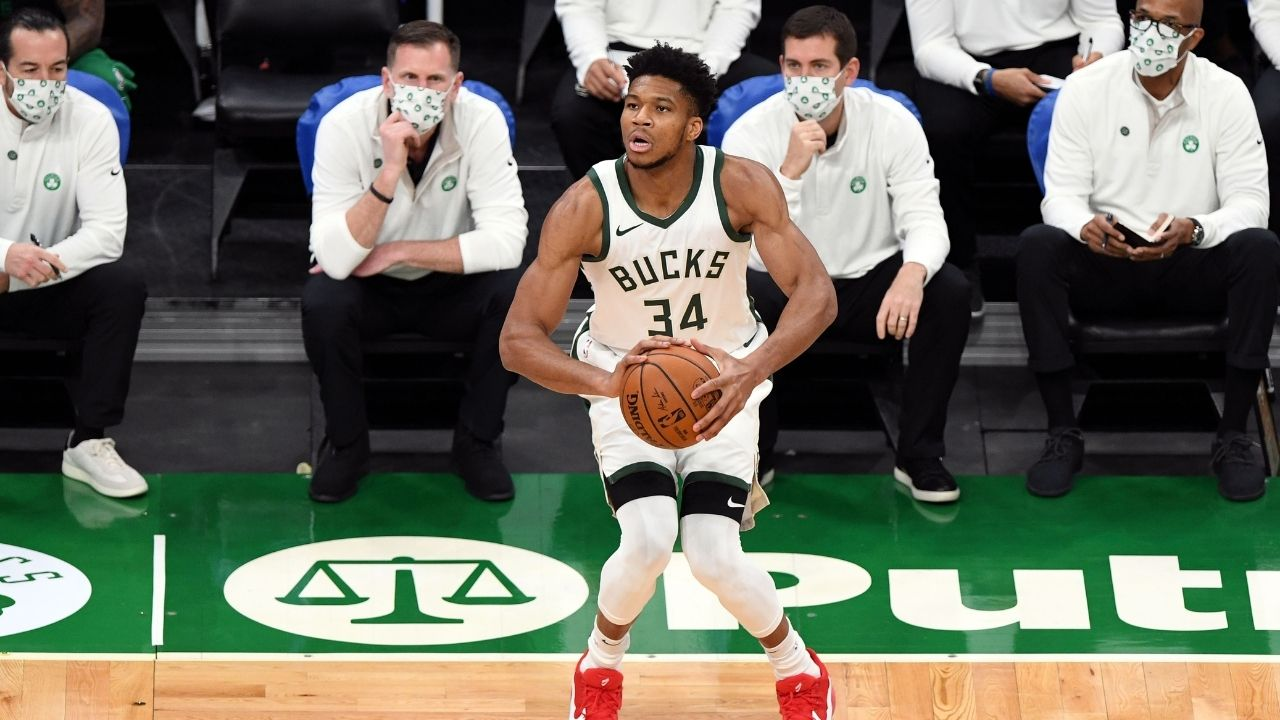 Giannis Antetokounmpo free throw percentage: Why Bucks star missed game-tying free throw against Celtics with 0.4s left?