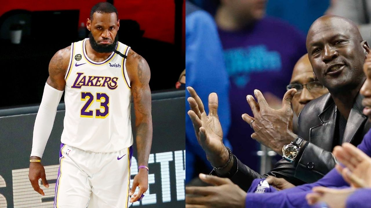 """""""LeBron James needs to do this to overtake Michael Jordan"""": Shaquille O'Neal explains what will give Lakers star the edge in the GOAT debate"""