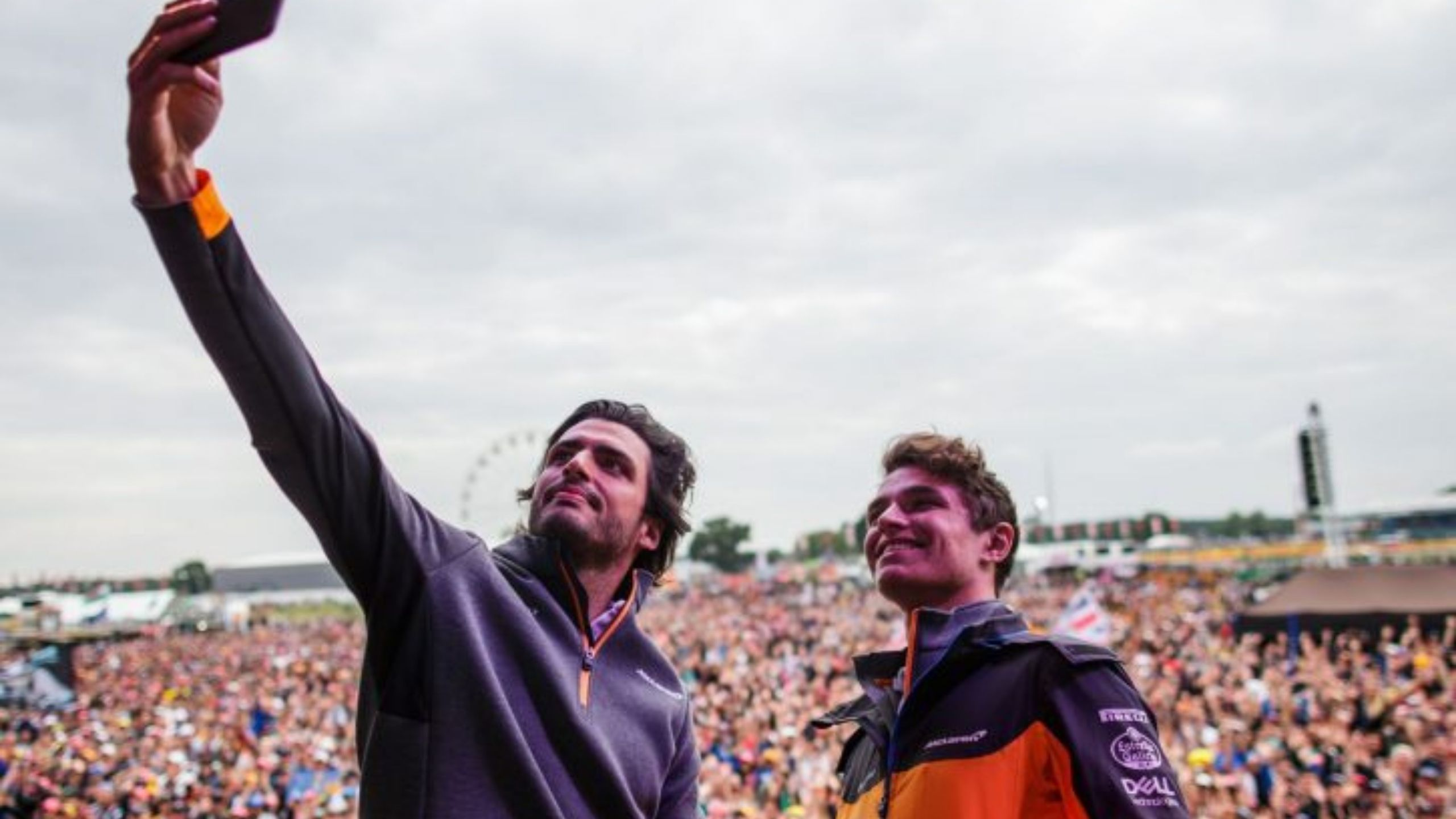 """""""Maybe we crash at race one next year!"""" - Lando Norris and Carlos Sainz commit to keep 'Carlando content' going next season"""