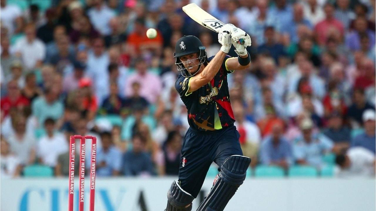 Joe Denly: Brisbane Heat sign English batsman as Tom Banton's BBL 10 replacement