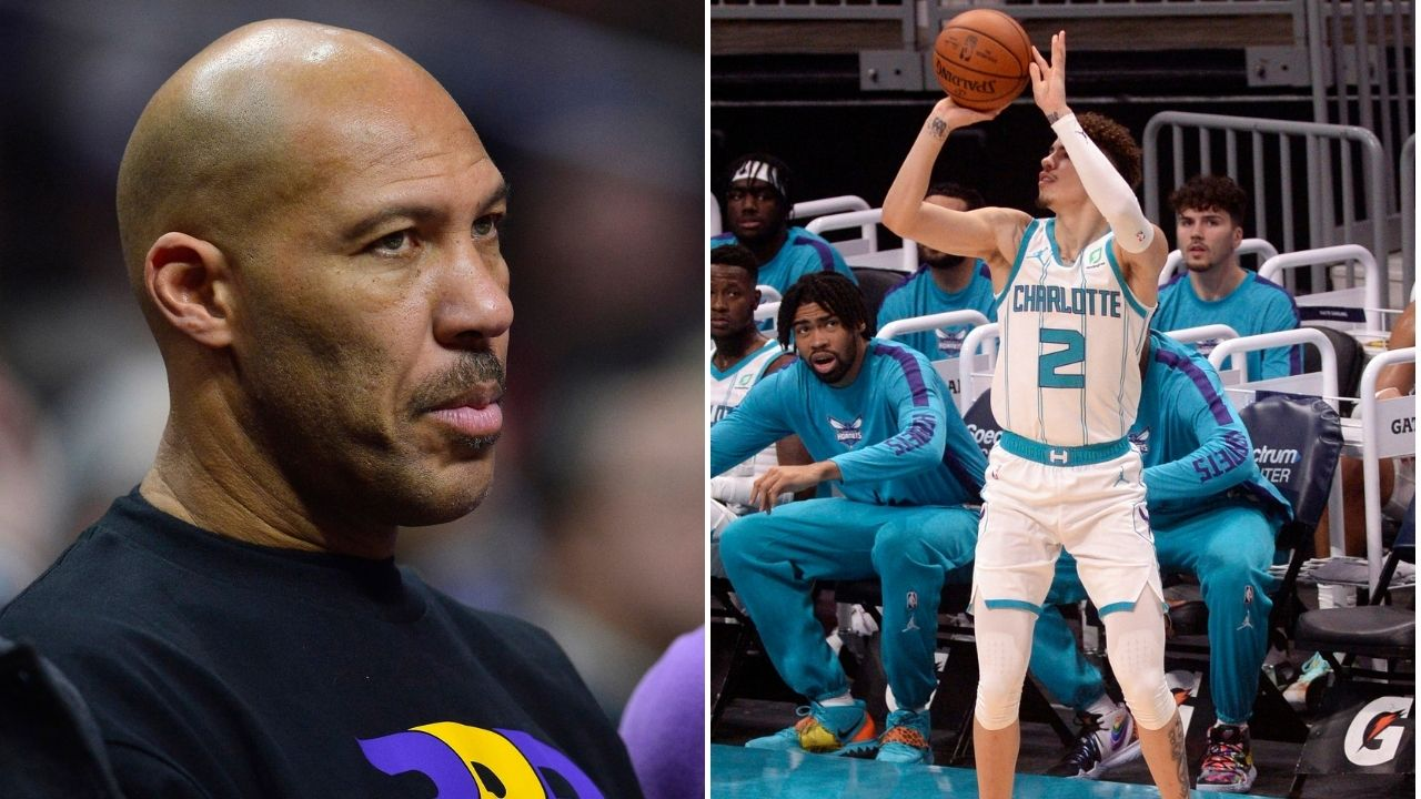'My sons are going to play together with Hornets': LaVar Ball wants his kids to team up under Michael Jordan
