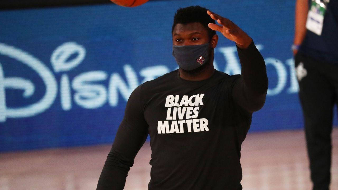"""""""It felt great to be out there"""": Zion Williamson reflects on having no minutes restriction after going off for the Pelicans"""