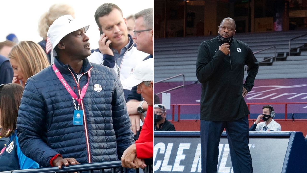 """""""Michael Jordan injured Patrick Ewing while wrestling"""": When 1984 Team USA Olympics teammates ended up having fights as roommates"""