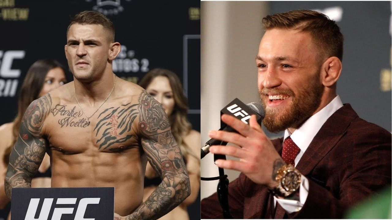 'Have no fear, underdog is here!': Dustin Poirier reacts to being perceived as the underdog against Conor McGregor