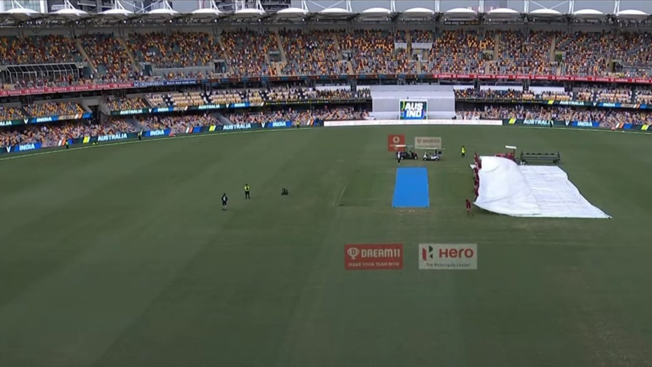 Brisbane weather forecast today: What is the weather prediction for 4th Australia vs India Gabba Test?