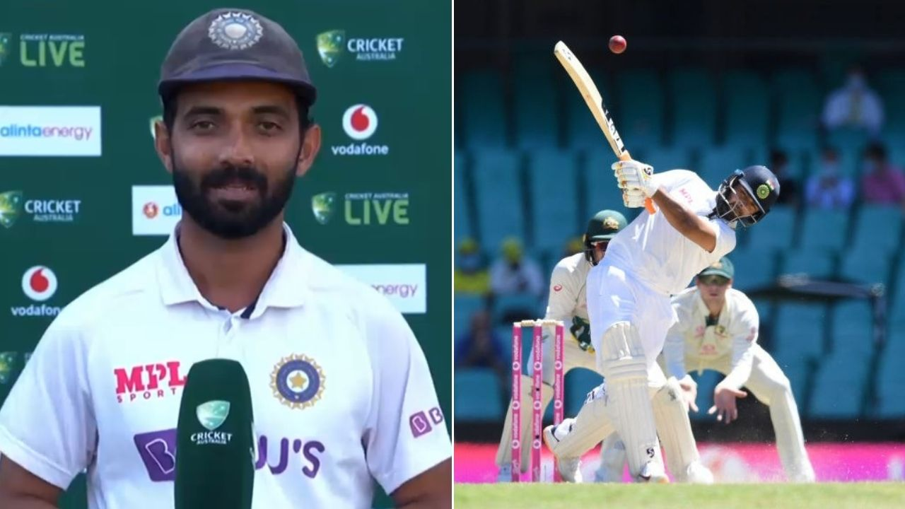 Why Pant batted ahead of Vihari: Ajinkya Rahane reveals why India promoted Rishabh Pant to Number 5 in Sydney Test