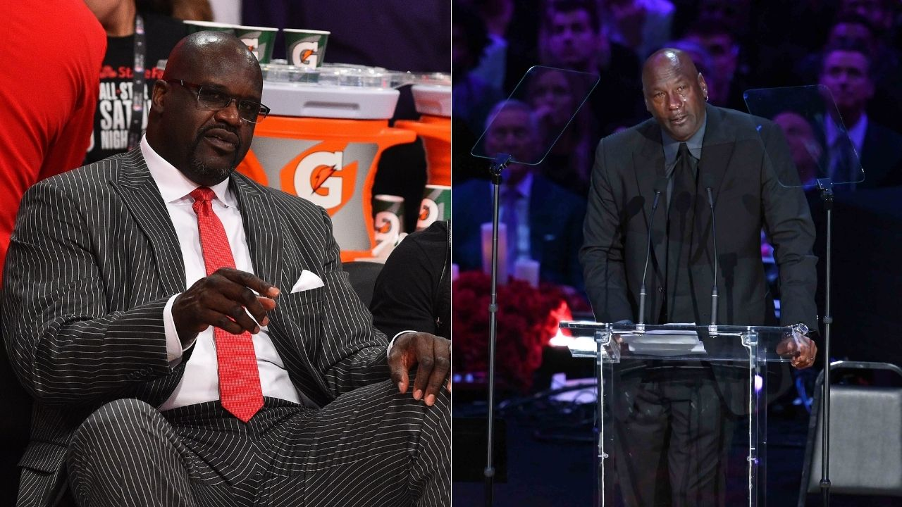 """""""Michael Jordan was magnificent in OT loss"""": When Shaquille O'Neal beat Bulls legend as a rookie despite MJ scoring 64 points"""