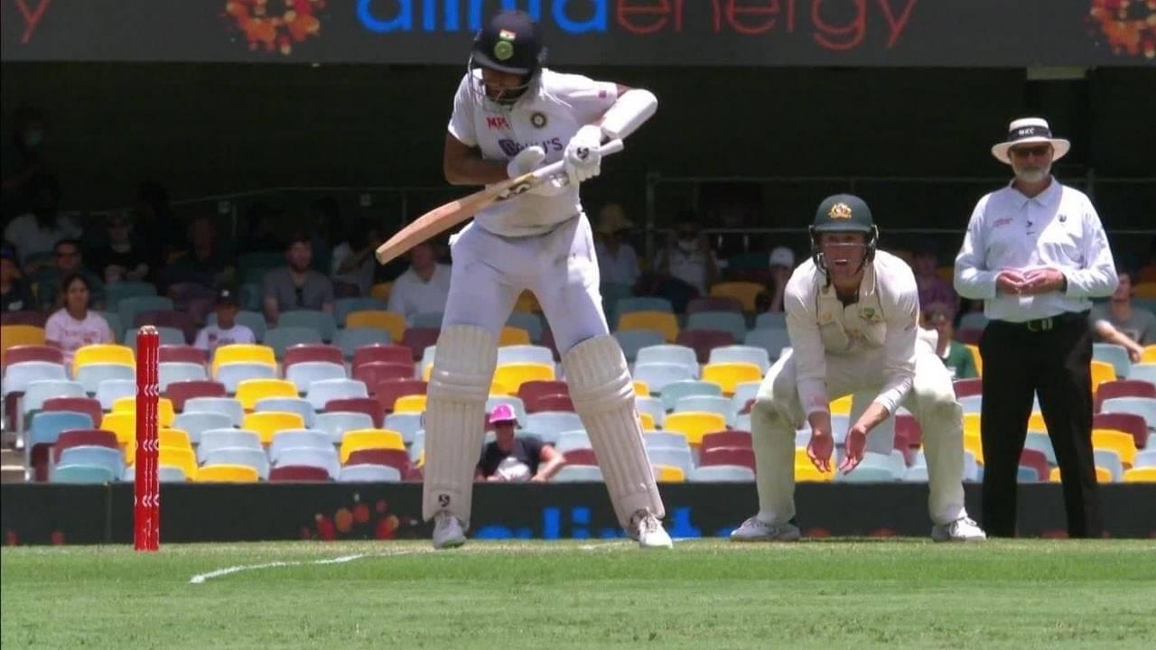 Gabba Test: Pat Cummins' nasty bouncer hits Cheteshwar Pujara on the helmet  in Brisbane Test | The SportsRush