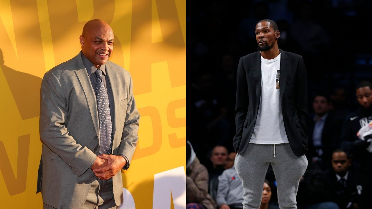 """""""Thanks for answering with more than one word, Joe Harris"""": Charles Barkley throws major shade at Nets' Kevin Durant over opening day interview"""