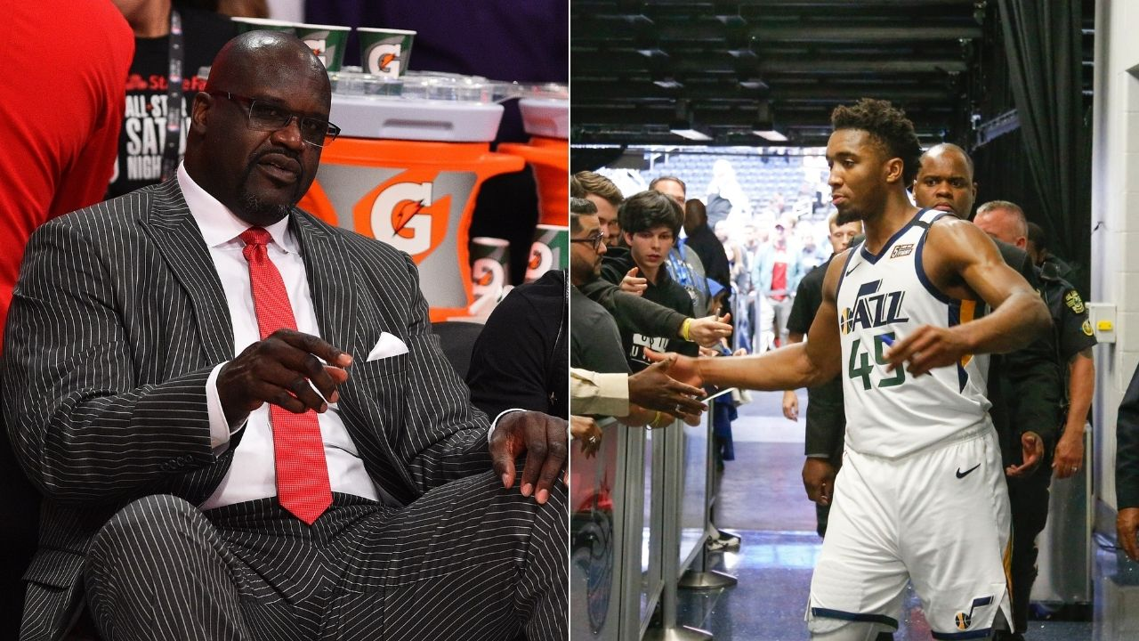 """""""I got G14 classification"""": Shaquille O'Neal makes braggadocious social media post featuring Lakers' LeBron James, repeats his criticism of Donovan Mitchell"""