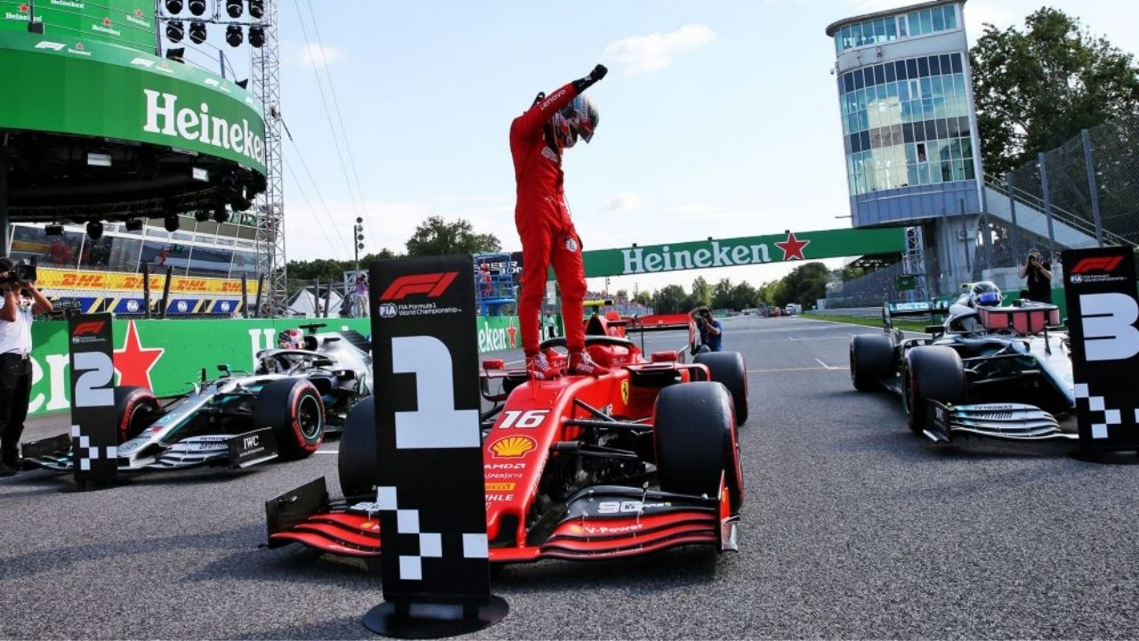 """""""Do not know the real potential of Charles Leclerc with a top car""""- Toto Wolff"""