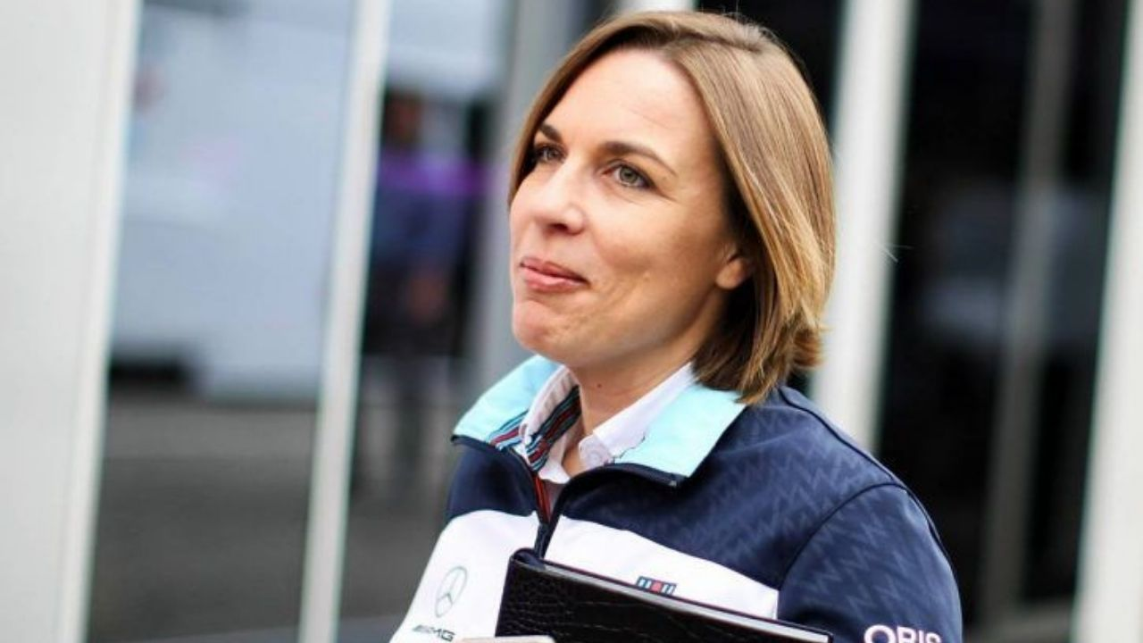 """""""It's because she's a woman""""- Claire Williams points out sexism she faced as F1 team boss"""