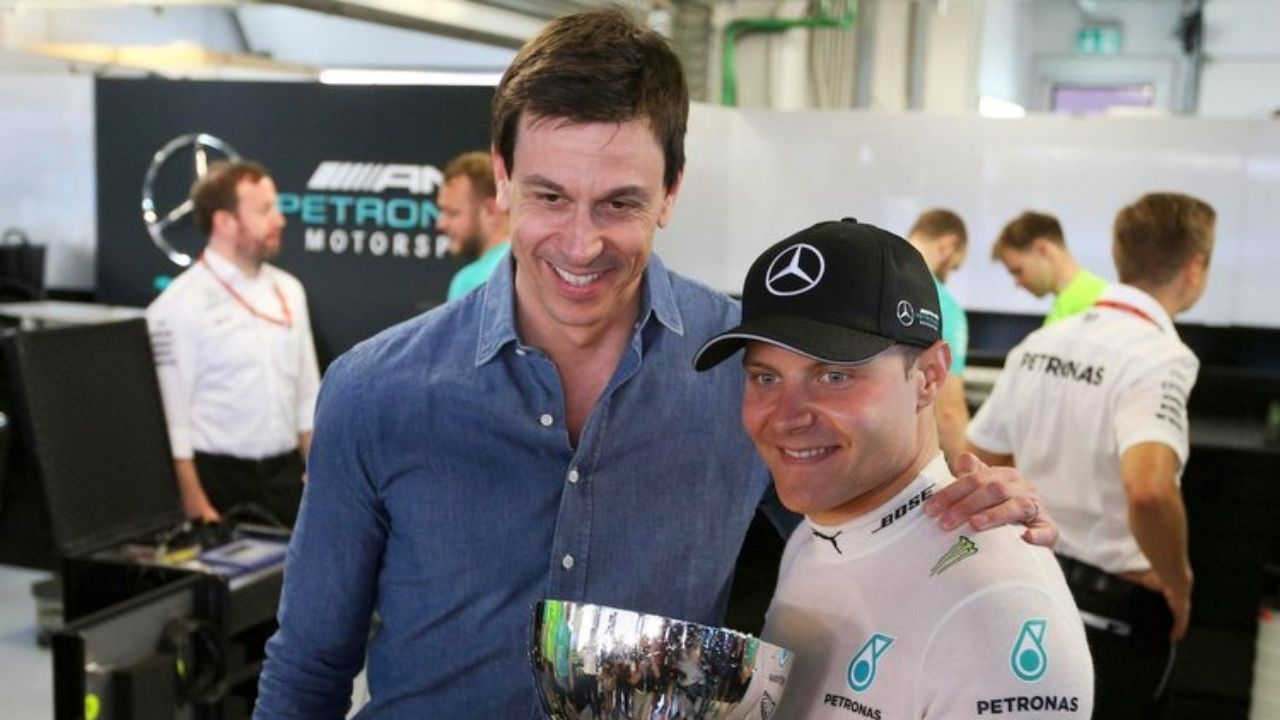 """""""He's so solid, so tough and tenacious""""- Toto Wolff backs driver Valtteri Bottas amidst George Russell appointment demands"""