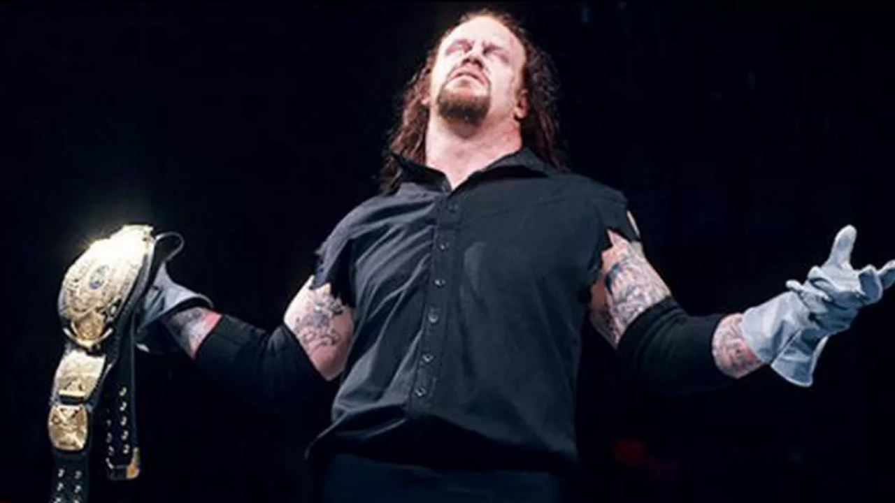 The Undertaker admits to using steroids during his WWE Career