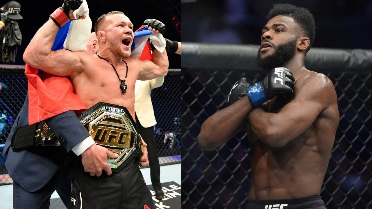 Petr Yan Vs. Aljamain Sterling: Aljamain Sterling circles out the probable reasons why Petr Yan pulled out from UFC 256