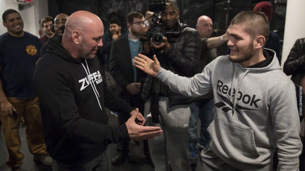 Dana White Set To Reveal Khabib Nurmagomedov's Final Decision Tonight at UFC Fight Island 7; Will Impact Conor McGregor Vs. Dustin Poirier Fight