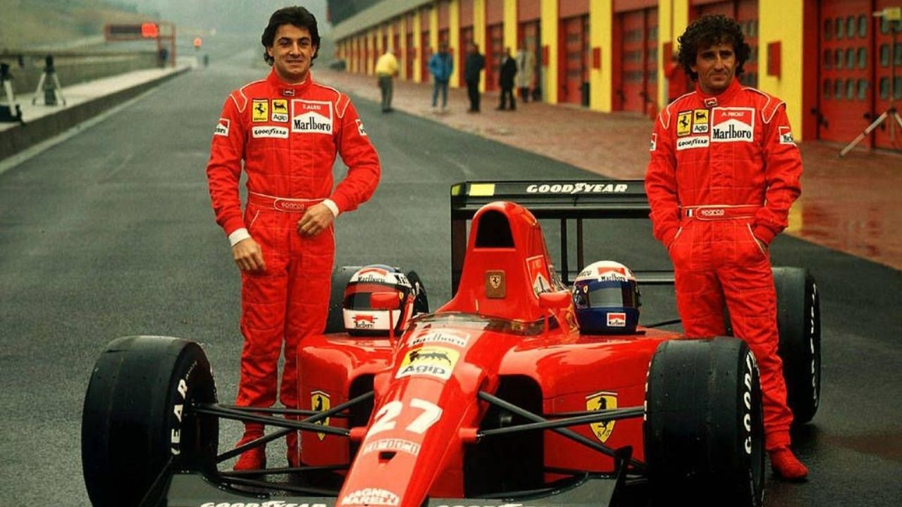 """""""Many seats are blocked by drivers managed by Vasseur and Wolff""""- Former Ferrari driver"""