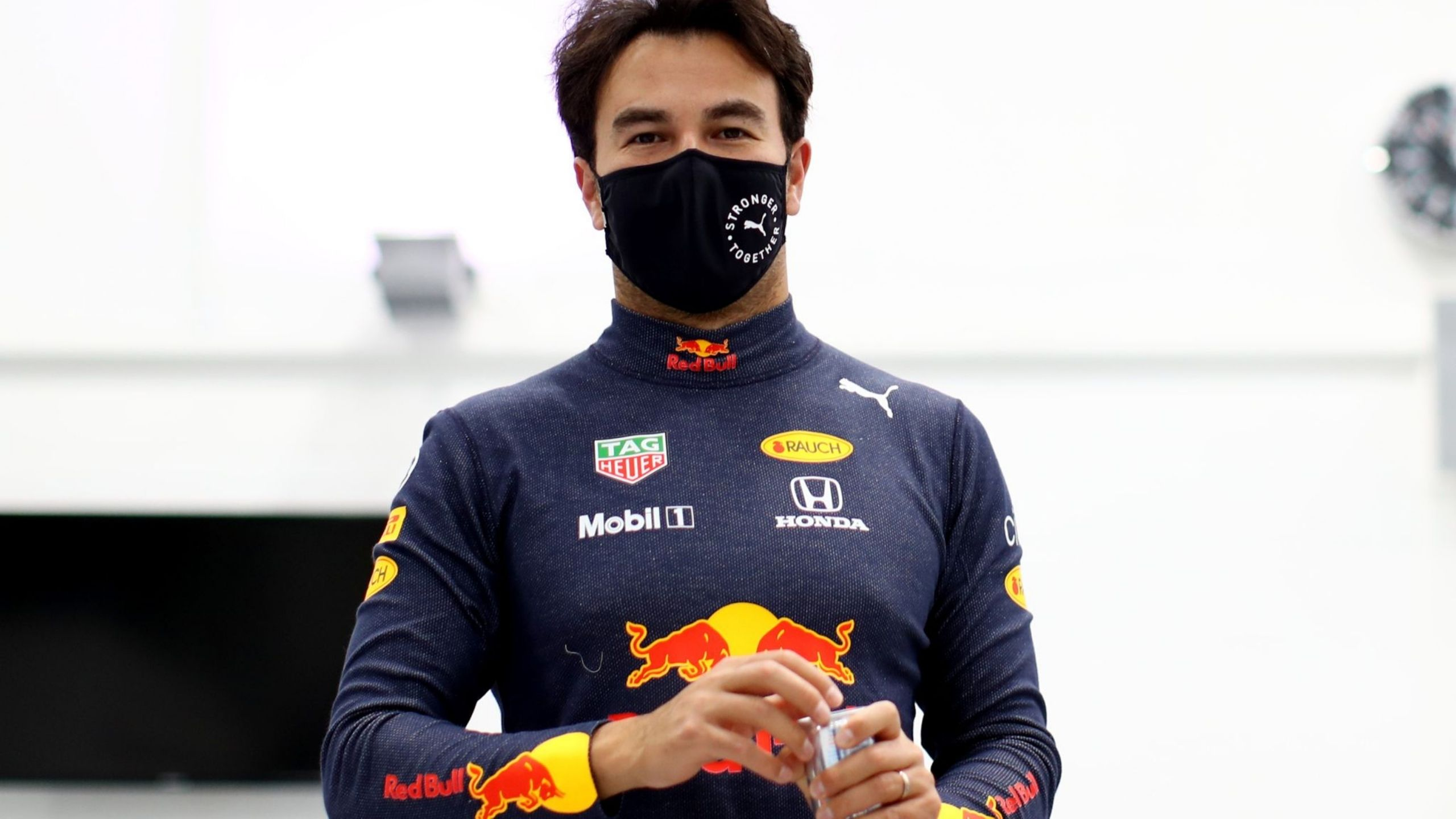 """""""The car is already in the back of my head"""" - Sergio Perez preparing well for debut season with Red Bull Racing"""