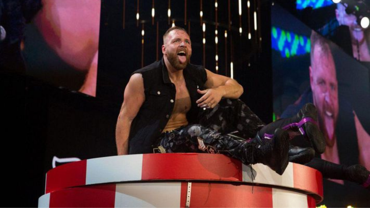 Jon Moxley asked if he would ever return to WWE