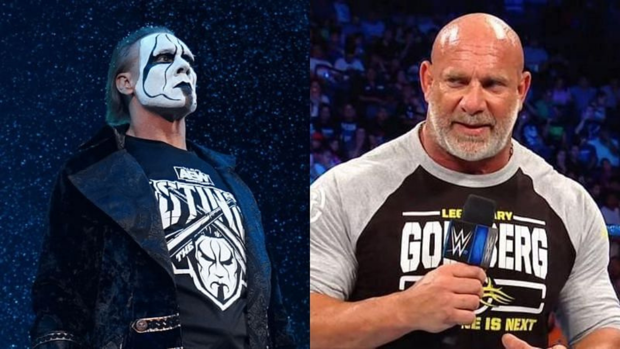 Eric Bischoff explains why fans have reacted contrastingly to Goldberg and Sting