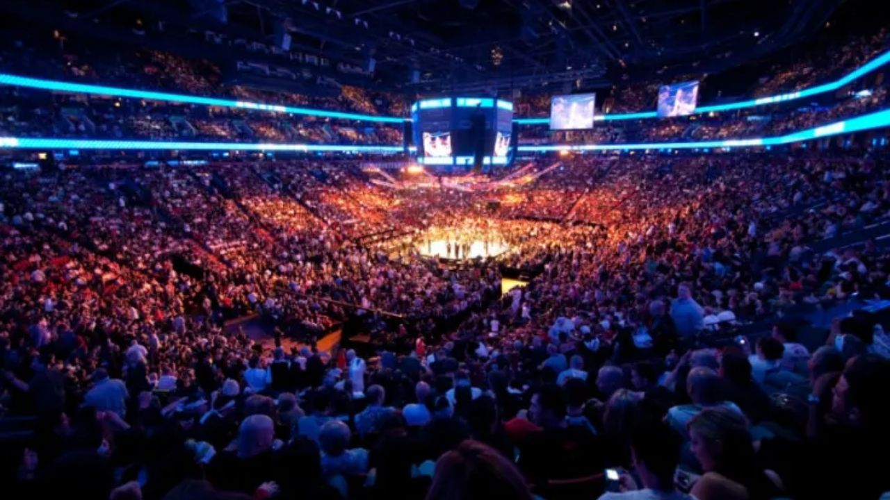 UFC 257: How Many Fans Will Be Allowed To Watch Conor McGregor Vs. Dustin Poirier Live?