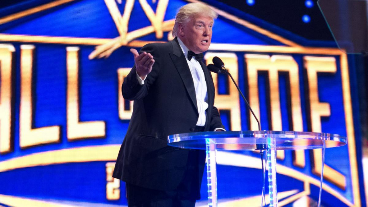 Mick Foley wants Vince McMahon to kick Donald Trump out of WWE Hall of Fame