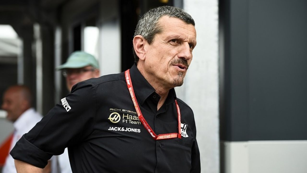 """""""Nikita knows he's done wrong""""- Gunther Steiner on his recent blog article"""