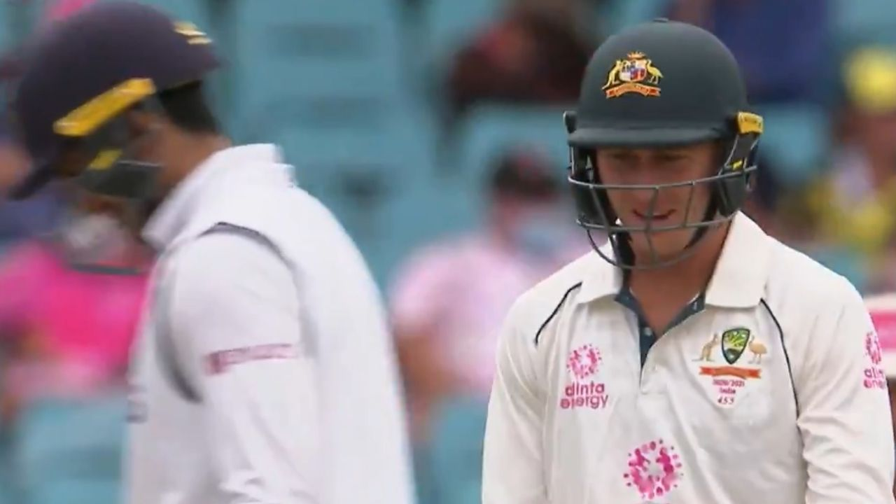 'Who is your favourite player': Marnus Labuschagne and Shubman Gill involve in on-field banter in Sydney Test