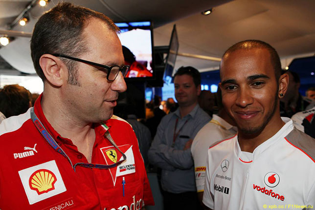 """""""We spoke in the Christmas period"""" - F1 CEO Stefano Domenicali reveals conversation with Lewis Hamilton regarding contract extension with Mercedes"""