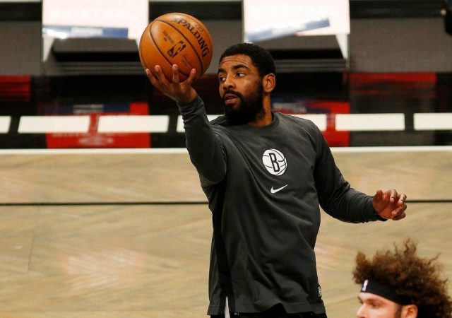 Kyrie Irving Went From Being Robin For Lebron James To Alfred For Kevin Durant Shannon Sharpe Ridicules Nets Star S Standing In Newly Formed Big 3 With James Harden The Sportsrush