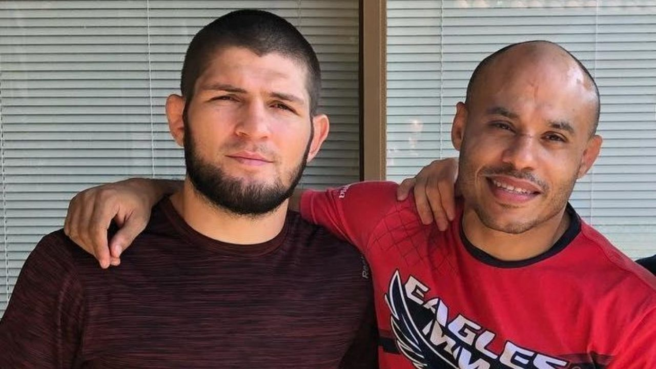 Khabib Nurmagomedov's Manager Adds Another Known MMA Fighter To His Clientele