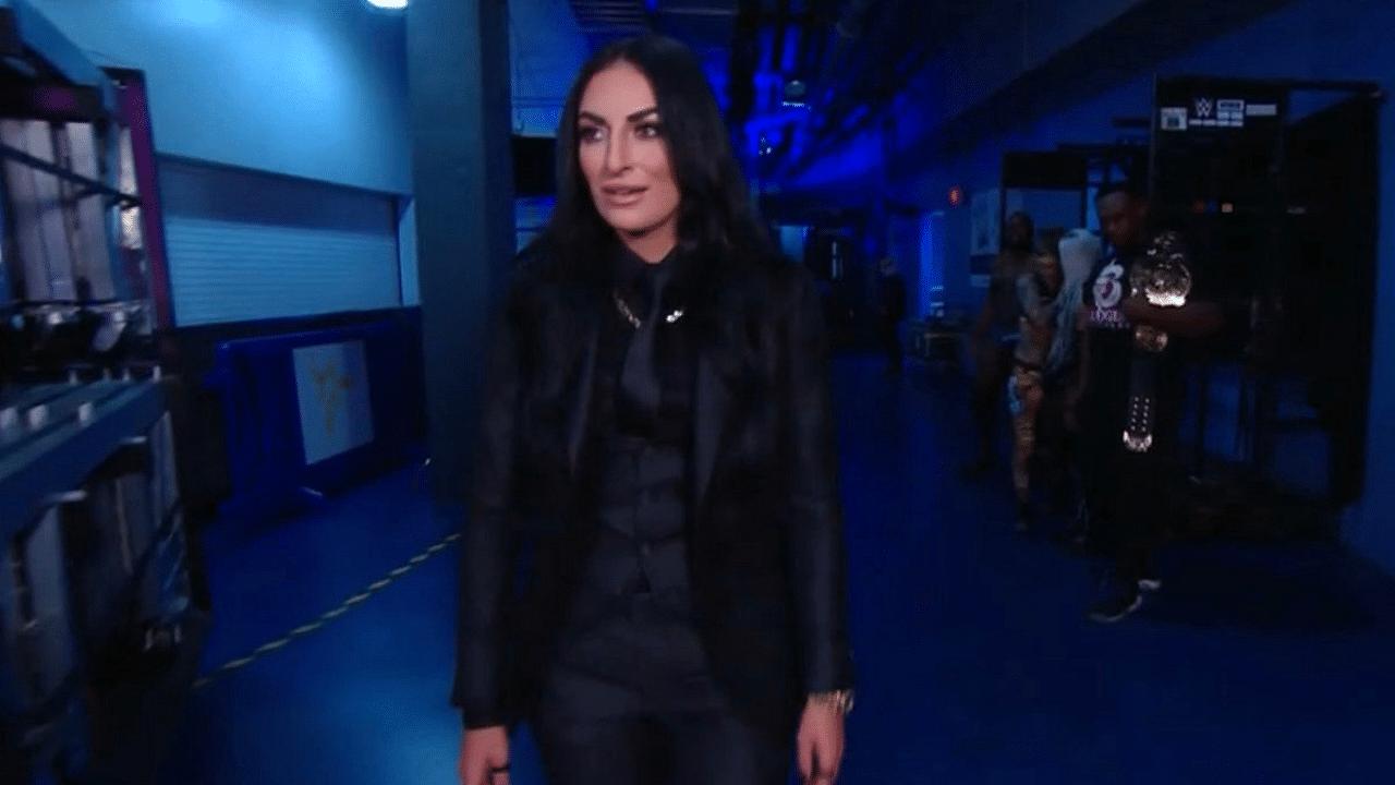Sonya Deville makes WWE return on SmackDown!